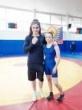 Тренировочные сборы спортивной сборной команды России по вольной борьбе